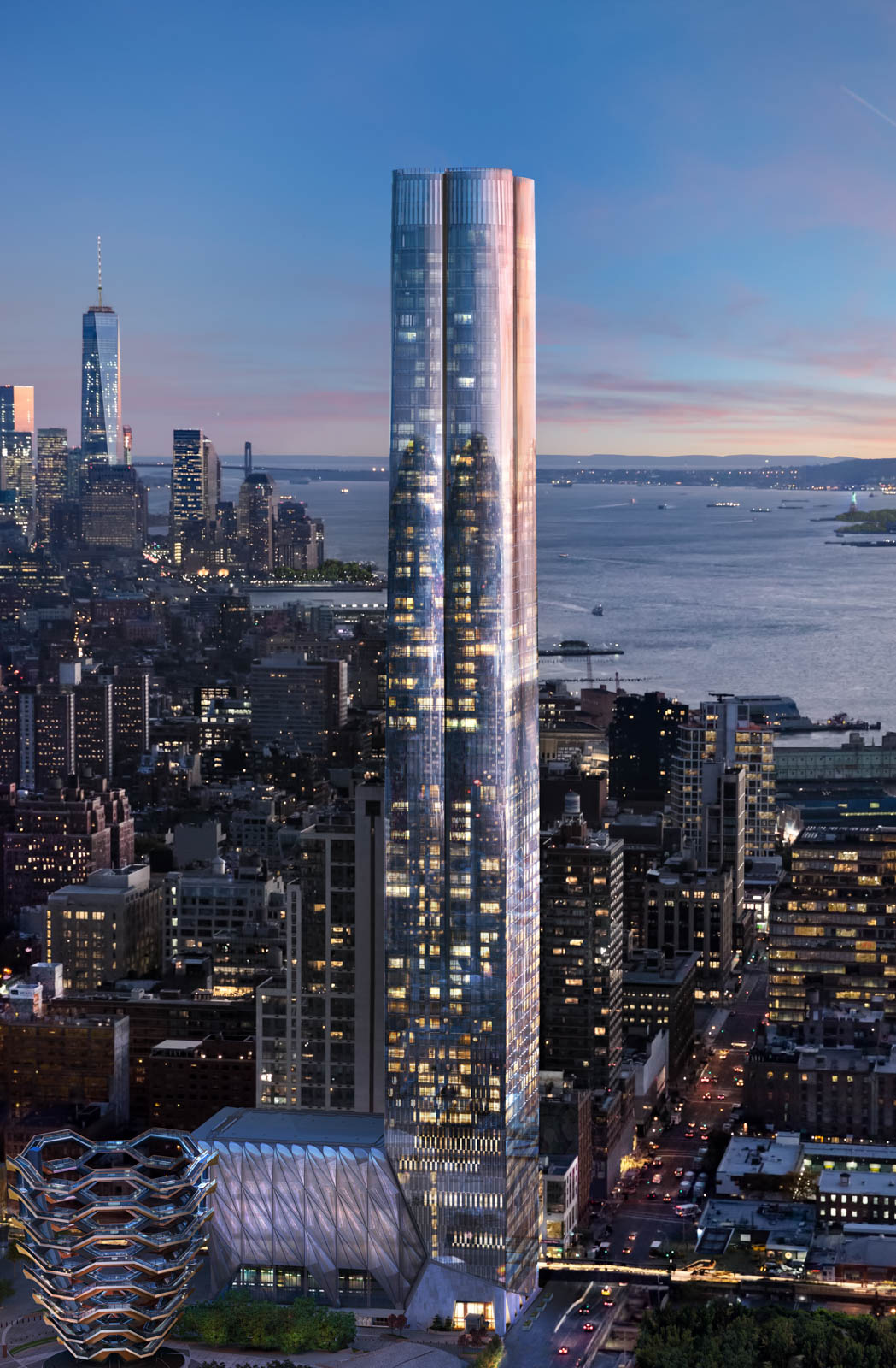 15 Hudson Yards NYC