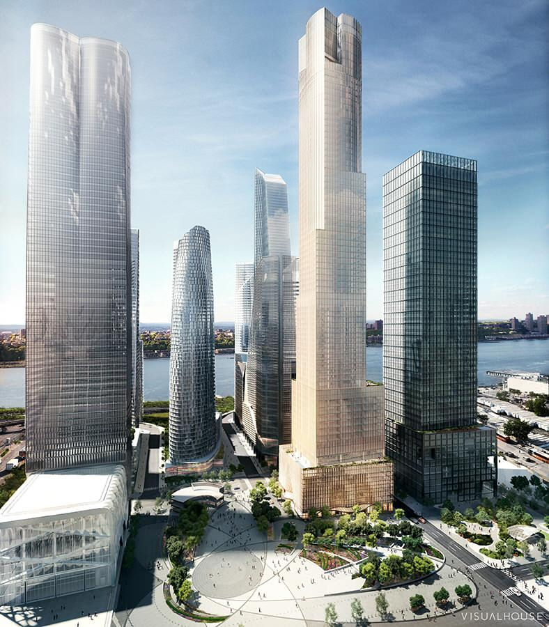 35 Hudson Yards NYC