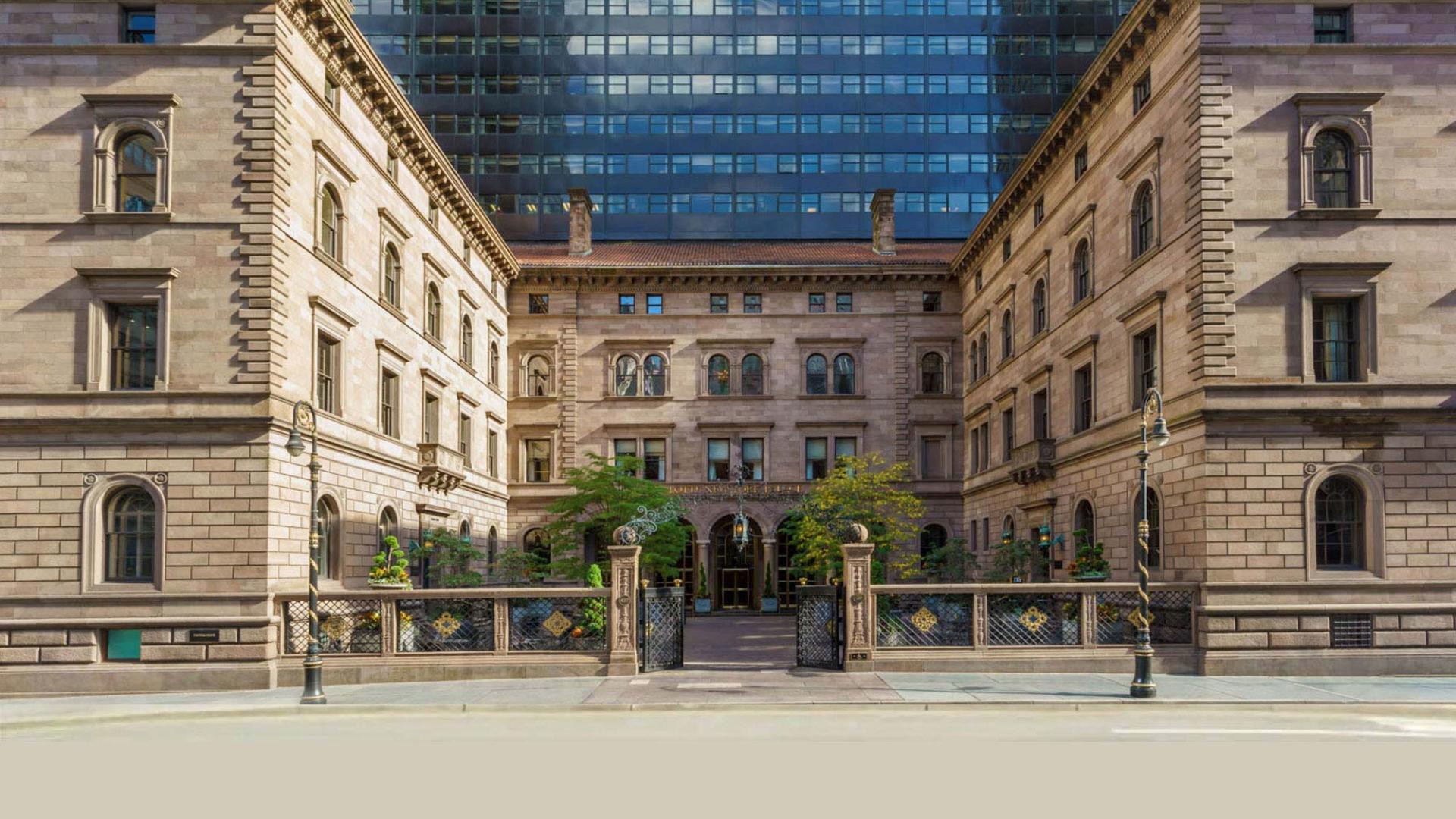 Palace Hotel NYC